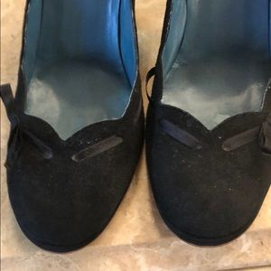 Marc Jacobs 4 inch suede shoes i